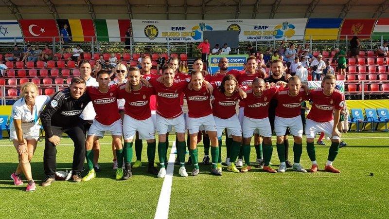 Minifutball Eb  Törökországot is legyőzte a magyar csapat - SportFaktor 84f3111965
