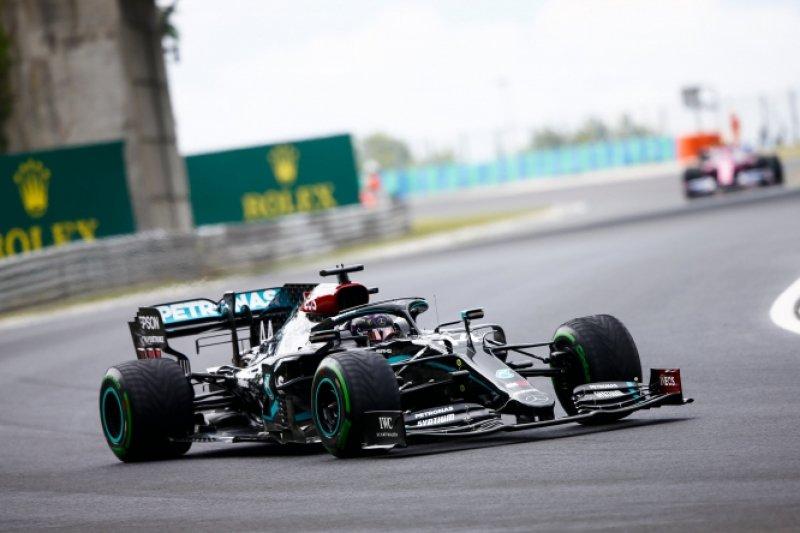 Fotó: Mercedes F1 / Twitter