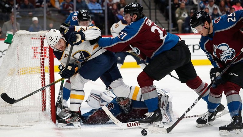 NHL: a hazai csapatok domináltak, nyert a Colorado, a ...